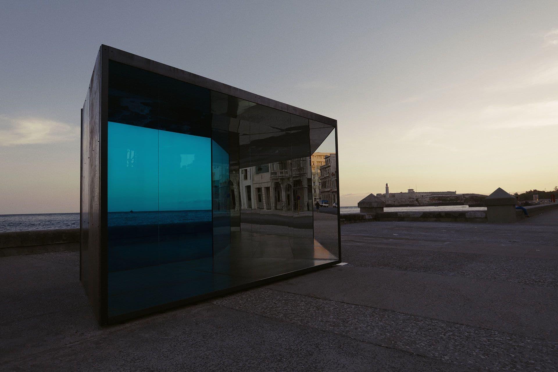 Rachel Valdés Inmersión instalación