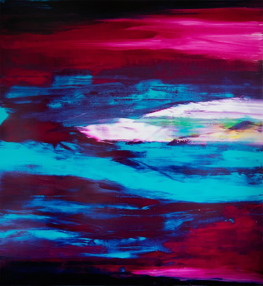 Rachel Valdés Into the Space-6 250x230cm