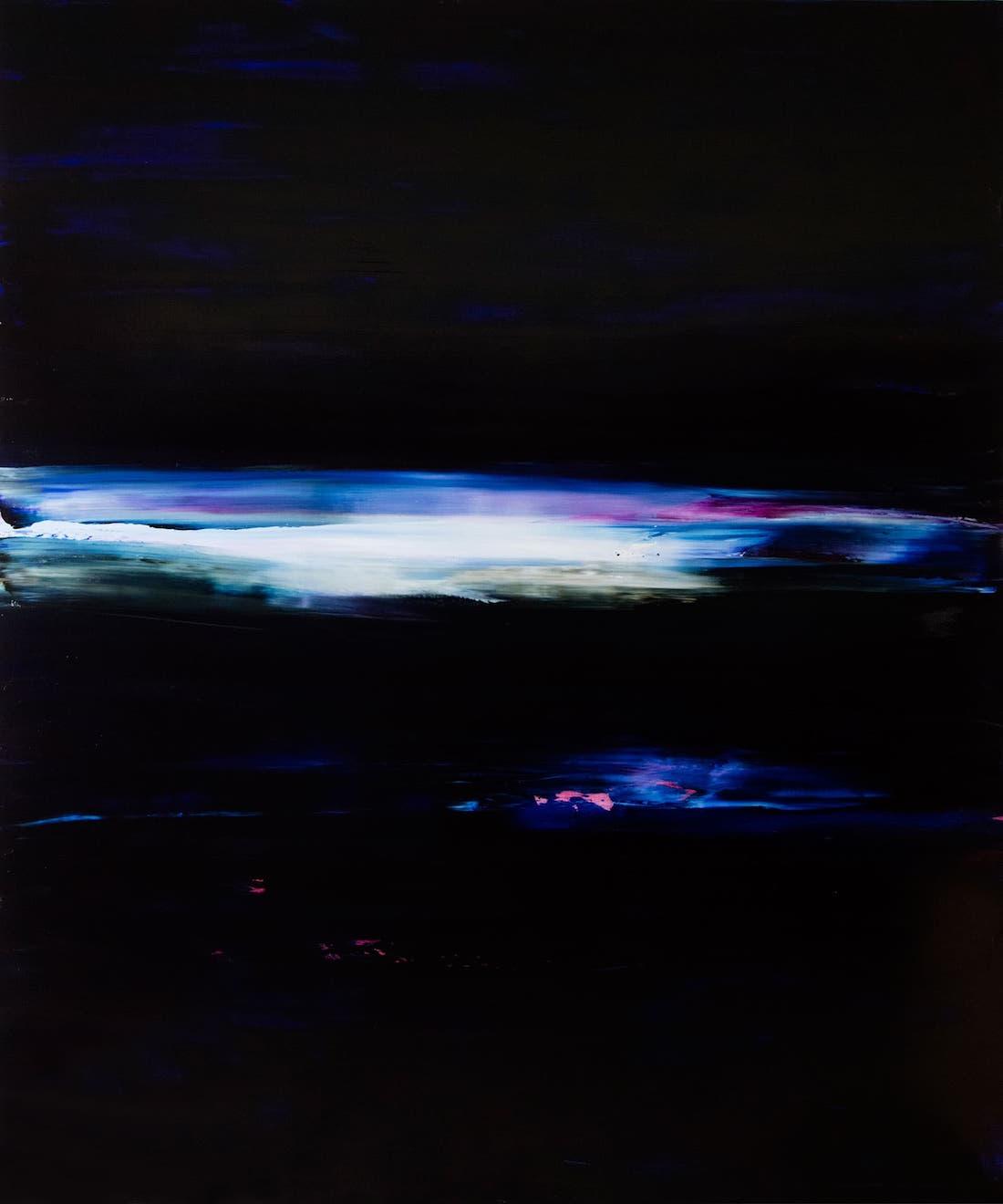 Rachel Valdés Into the Space-7 300x250cm