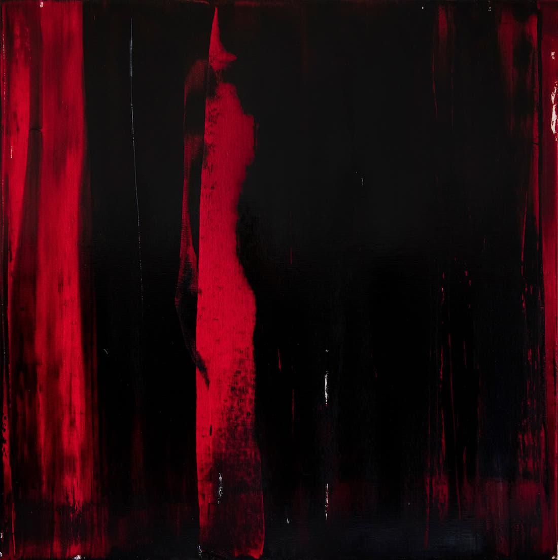 Rachel Valdés Into the Space_15 150x150cm Oleo_lienzo